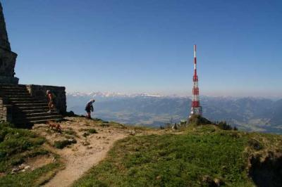 Der Berg Gruenten 14