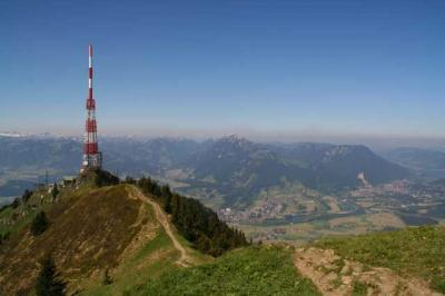 Der Berg Gruenten 16