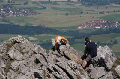 Der Berg Gruenten 17