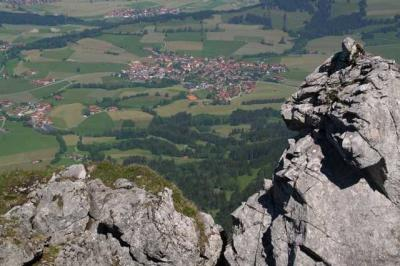 Der Berg Gruenten 19