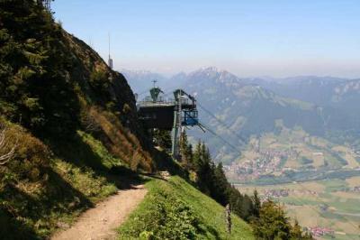 Der Berg Gruenten 23