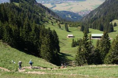 Der Berg Gruenten 25