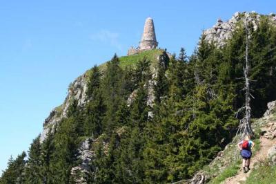 Der Berg Gruenten 7