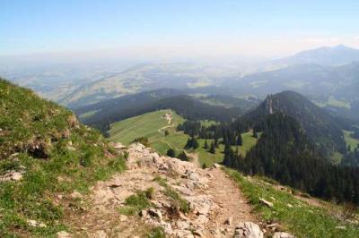 Der Berg Gruenten 9