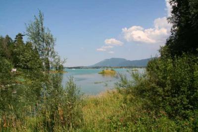 Der Forggensee bei Fuessen 2