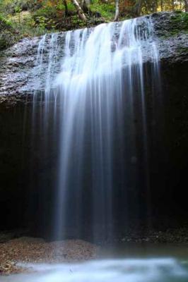 Der Wirtatobel Wasserfall 3
