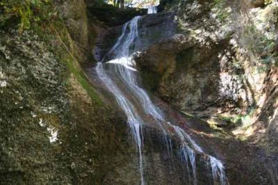 Der Wirtatobel Wasserfall 7
