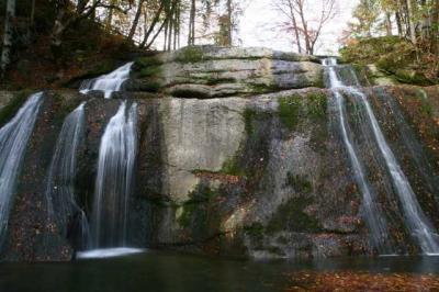 Eibele Wasserfaelle 16