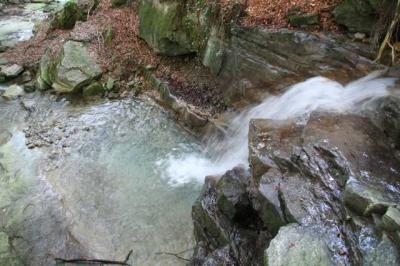 Gruentenwasserall Wildbach 10
