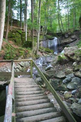 Gruentenwasserall Wildbach 13