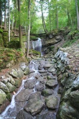 Gruentenwasserall Wildbach 14