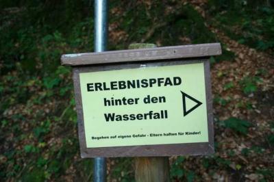 Gruentenwasserall Wildbach 15