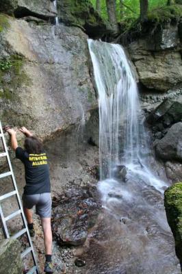 Gruentenwasserall Wildbach 19