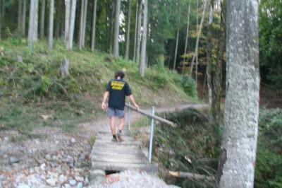 Gruentenwasserall Wildbach 25