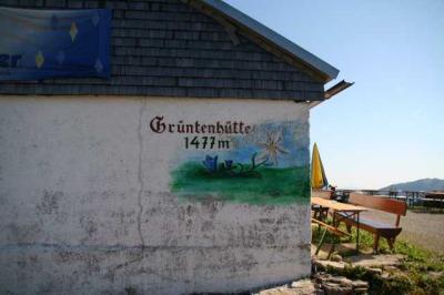 Kammeregg Gruentenhuette 9