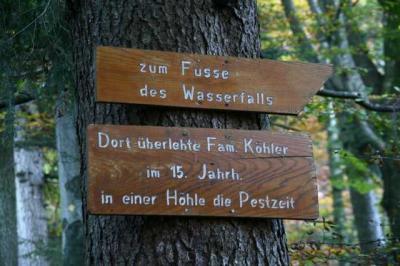 Osterdorfer Wasserfall 10