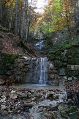 Osterdorfer Wasserfall 1