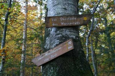 Osterdorfer Wasserfall 24