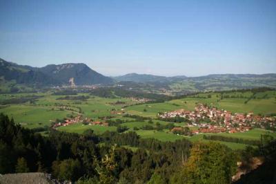 Rettenberg Allgaeu Umgebung 1