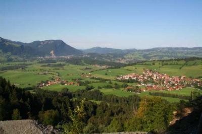 Rettenberg Allgaeu Umgebung 2