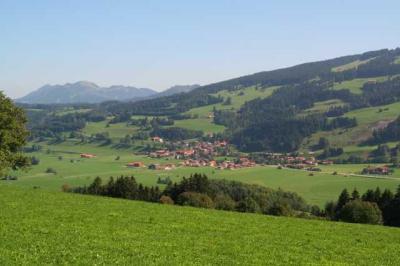 Rettenberg Allgaeu Umgebung 33