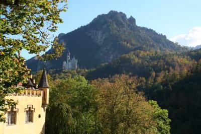 Schloss Neuschwanstein 20