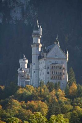 Schloss Neuschwanstein 21