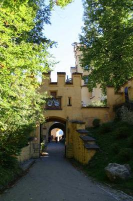 Schloss Neuschwanstein 29