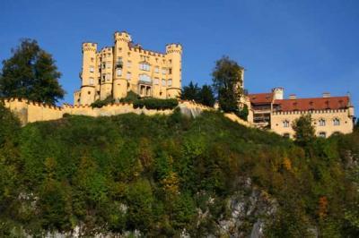 Schloss Neuschwanstein 40