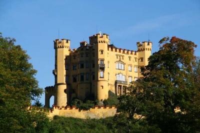 Schloss Neuschwanstein 5