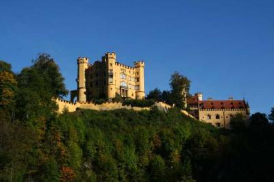 Schloss Neuschwanstein 6