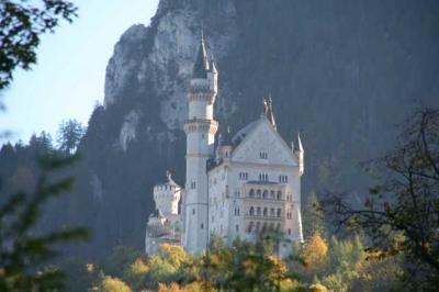 Schloss Neuschwanstein 8