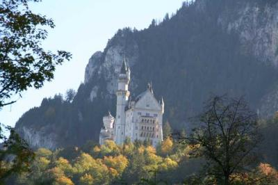Schloss Neuschwanstein 9