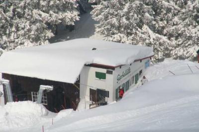 Skifahren Gruenten 10