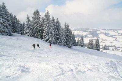 Skifahren Gruenten 11