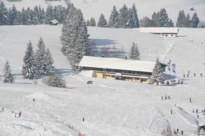 Skifahren Gruenten 14