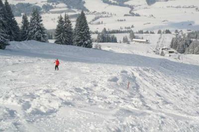 Skifahren Gruenten 16