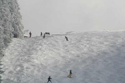 Skifahren Gruenten 18