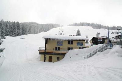 Skifahren Gruenten 1