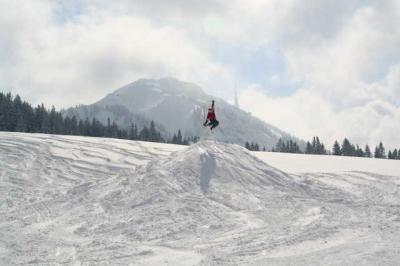 Skifahren Gruenten 20