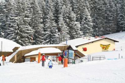 Skifahren Gruenten 21