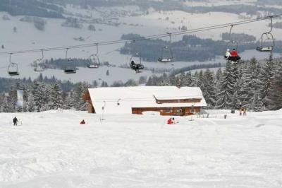 Skifahren Gruenten 22