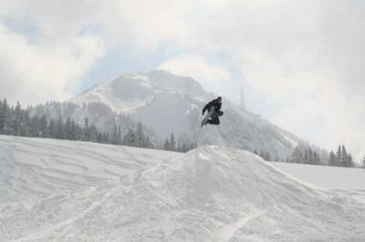 Skifahren Gruenten 29
