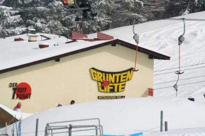 Skifahren Gruenten 31