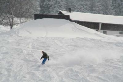 Skifahren Gruenten 34