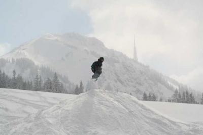 Skifahren Gruenten 37