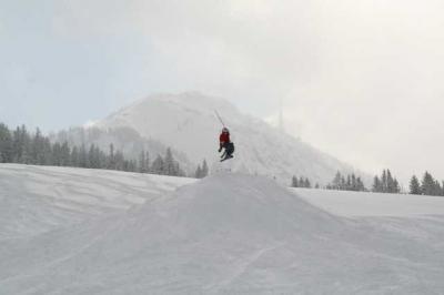 Skifahren Gruenten 38