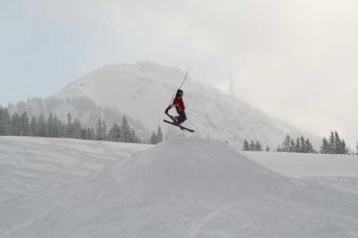 Skifahren Gruenten 39