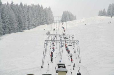 Skifahren Gruenten 3