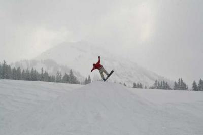 Skifahren Gruenten 46